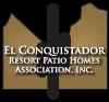 El Conquistador Patio Homes Association, Inc. Logo